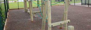 Jigsaw pupils get new Trim Trail
