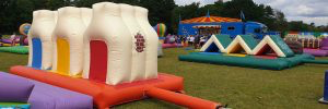 Jigsaw hosts It's a Knockout charity fundraiser