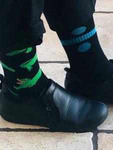 odd socks day at jigsaw